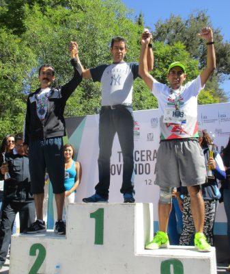 Exitosa la carrera atlética Moviendo a México por Tu Salud