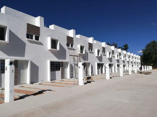 Pésima calidad en casas nuevas