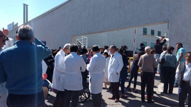 Caótico día en Aguascalientes, falsas alarmas de bomba