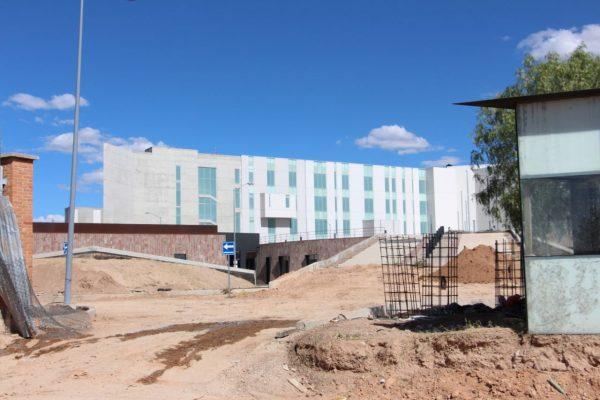 El nuevo Hospital MH inicia operaciones en diciembre