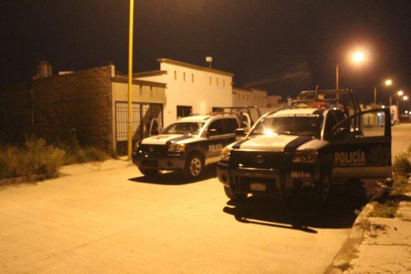 Policías municipales  frustran intento de suicidio