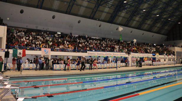 Brasil impone récord en relevos del Mundial INAS