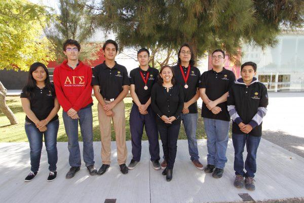UAA obtuvo 2 medallas de bronce en Olimpiada Mexicana de Matemáticas
