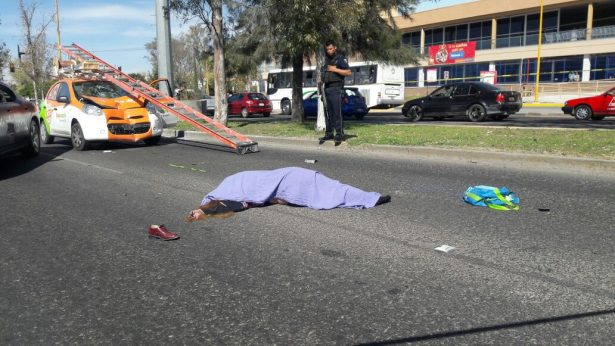 Mujer muere atropellada