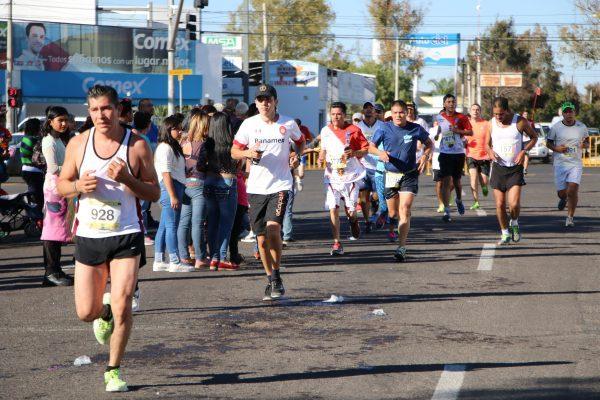 """Se estimulará la participación de la mujer en el """"Maratón Guadalupano 2017"""""""