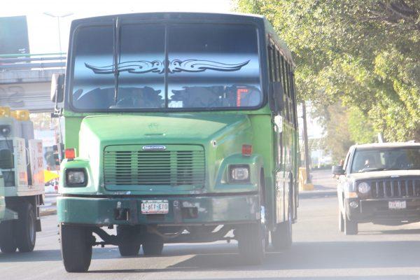 Mujeres conducirán camiones urbanos