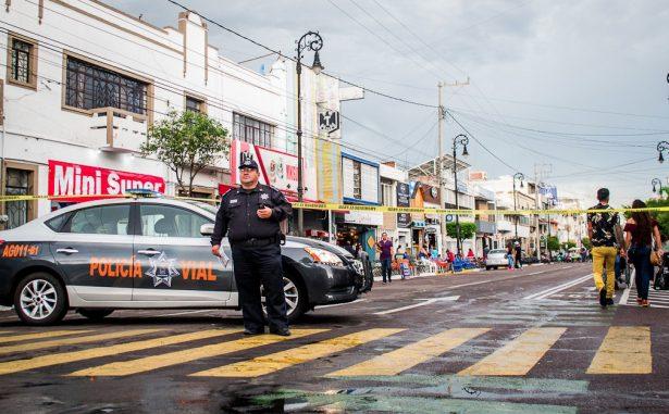 En marcha operativo de seguridad por el maratón