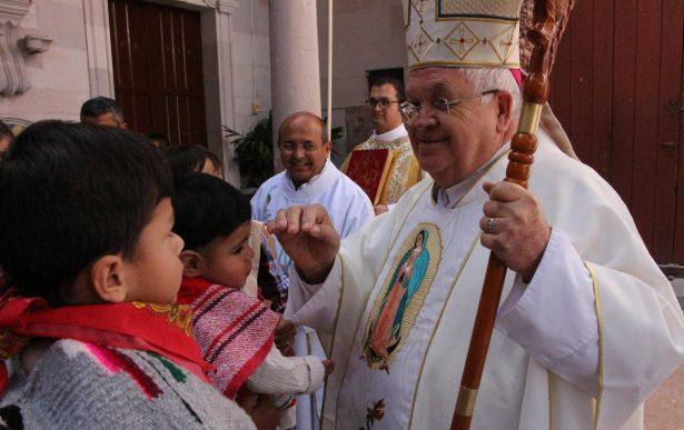 La Virgen de Guadalupe  vela por los mexicanos
