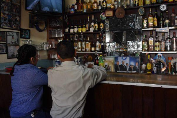 Los aguascalentenses tomamos ocho litros de bebidas embriagantes por año
