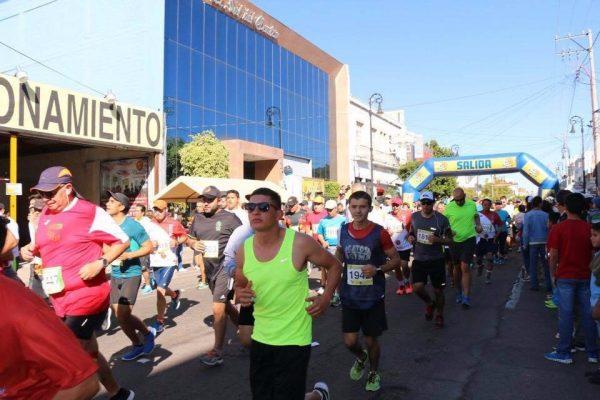 Listo operativo vial por Maratón Guadalupano