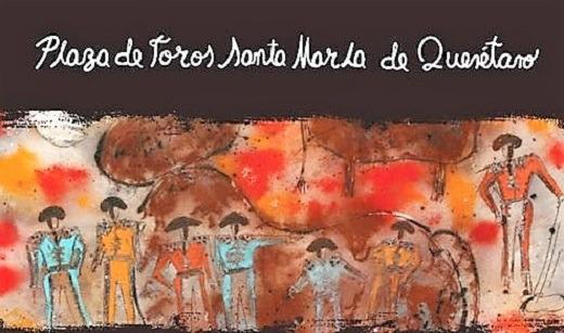 """En el coso Monumental """"Santa María"""" de Querétaro"""