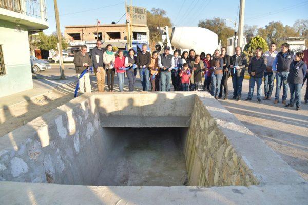 Obras de beneficio común al poblado de San Miguelito