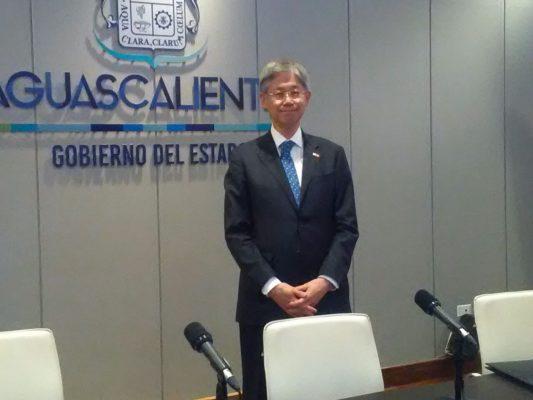 Japón incrementará sus inversiones en México
