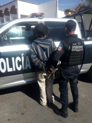 Casi 60 mil personas  detenidas en el 2017