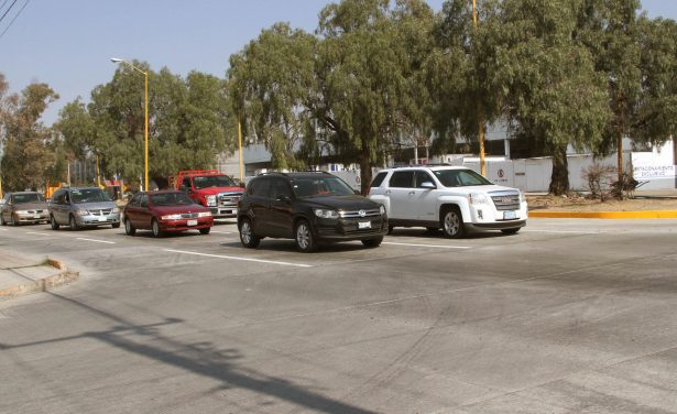 Culmina pavimentación de Av. José María Chávez