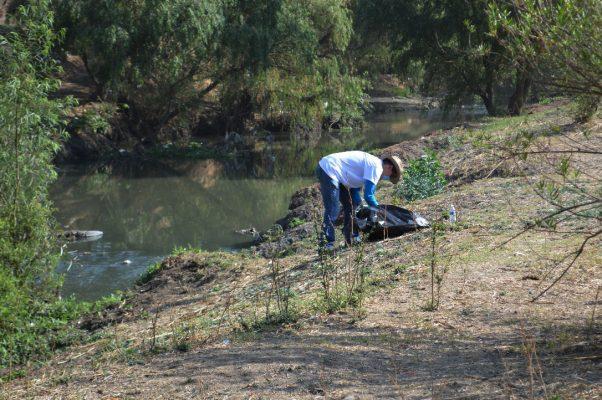 Este año serán limpiados más de 7 kms. de arroyos