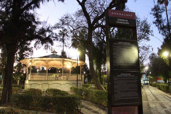 Continúa la rehabilitación del Barrio de Guadalupe