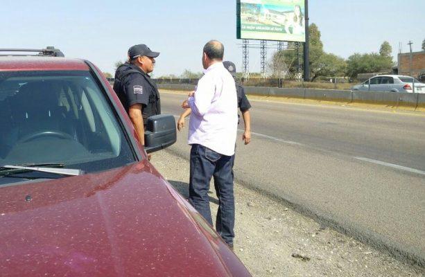 Policías estatales frustran extorsión