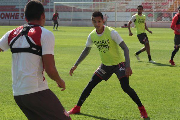 Esperamos sacar los tres puntos en casa: Roberto Alvarado