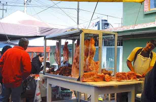 Multa de 80 mil por venta de carne ilegal