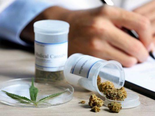Se usa aquí marihuana con fines medicinales