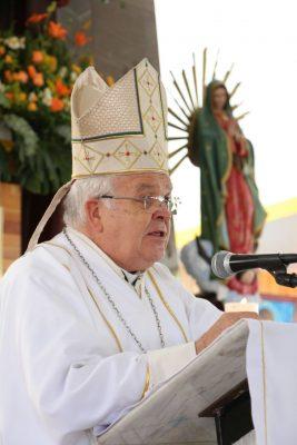 Mensaje de año nuevo de la Iglesia católica