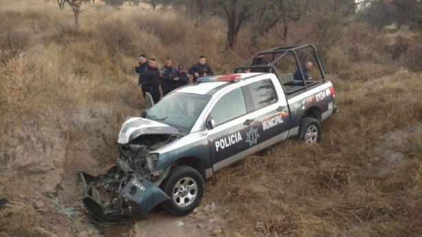Que policía provocó su propia muerte