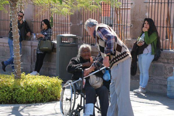 Letra muerta la Ley a favor del adulto mayor