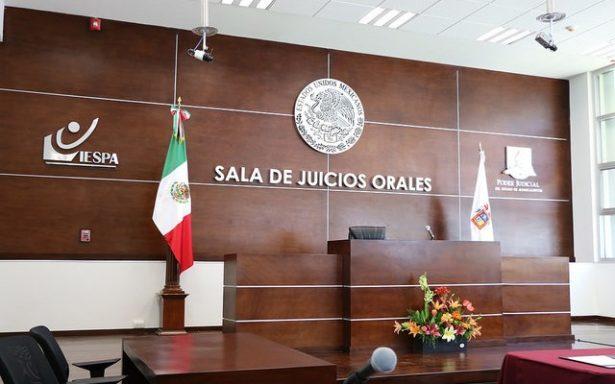 Cambian al juez sexto de lo penal