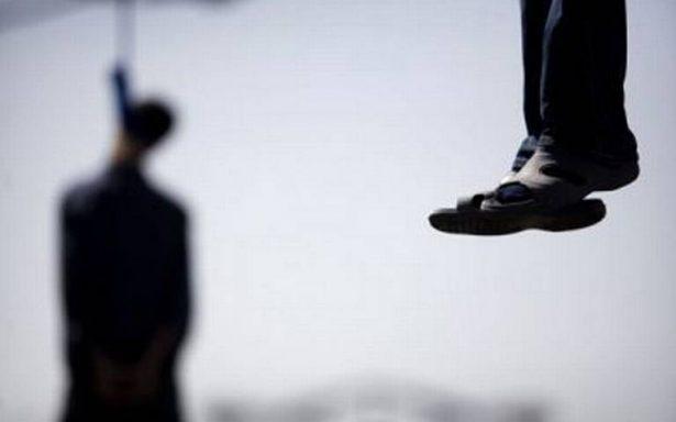 Hombres los que  más se suicidan