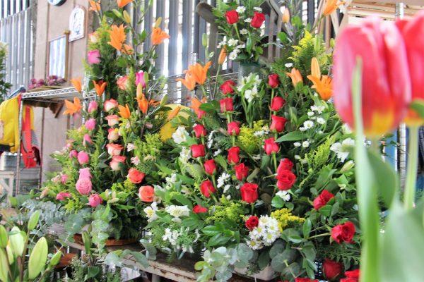 Regalar flores pasó de moda