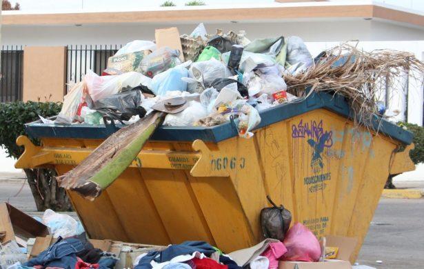 Erigirán centro para desechos reciclables
