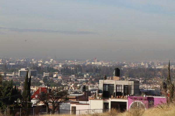 Disminuye la calidad del aire en el estado