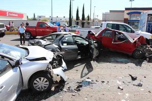 Disminuye el índice de accidentes viales