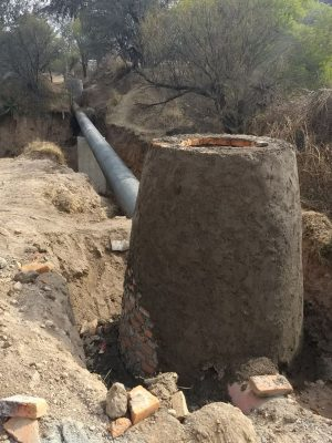 Mejor abasto de agua a comunidades rurales