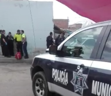 Asesinan a un hombre en la Rodolfo Landeros