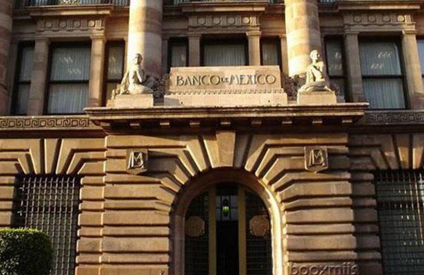 Banco de México sube tasa de referencia a 6.75 %; es su sexta alza consecutiva