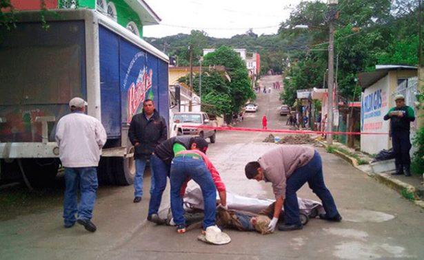 Camión mata a supuesto hijo de Emiliano Zapata