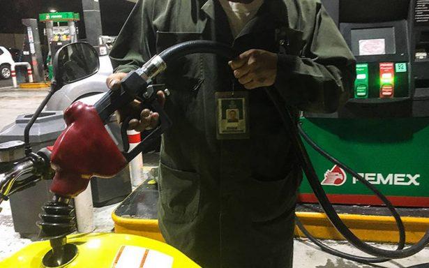 Precio de la Magna sigue subiendo;  ya supera los 19 pesos por litro