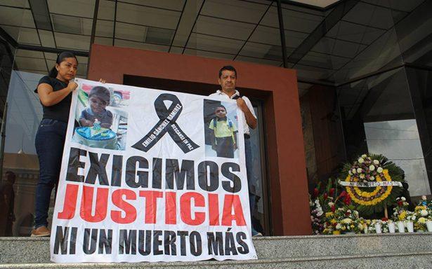 Padres de Emilio, el niño asesinado por sus vecinos, exigen esclarecimiento del crimen