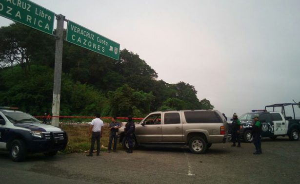Hallan tres cadáveres en distintos puntos de Veracruz