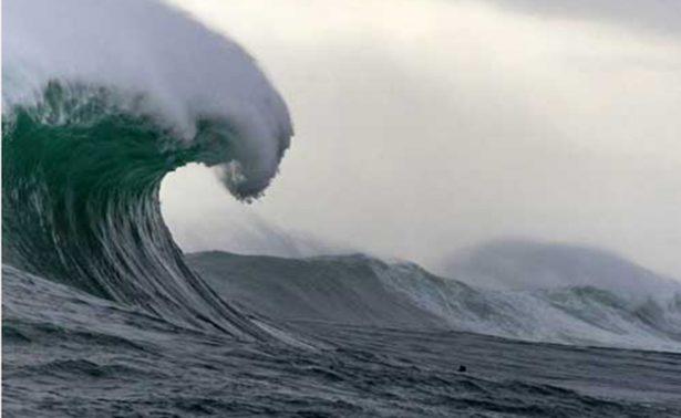 Ola de 19 metros en el Atlántico Norte establece nuevo récord, según la OMM
