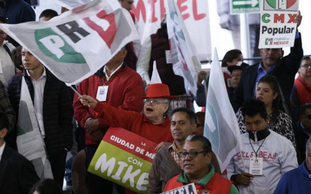 Falsas las listas que circulan de candidatos plurinominales, aclara PRI