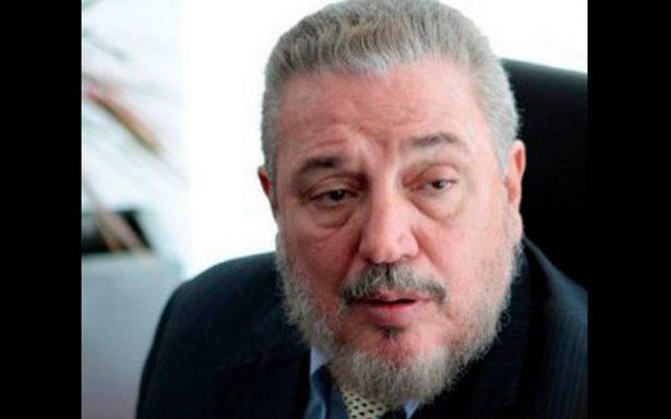 Primogénito de Fidel Castro fallece; presumen suicidio