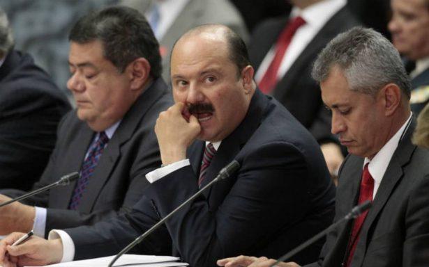 César Duarte desmiente posesión de propiedades en El Paso
