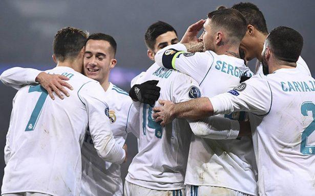 Real Madrid llega a cuartos de Champions League tras vencer al PSG
