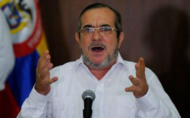 """""""Timochenko"""", líder de las FARC, renuncia a candidatura presidencial por problemas de salud"""