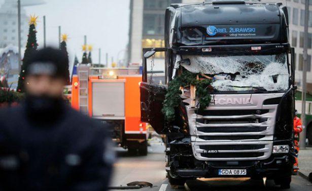 Ofrecen recompensa para detener al autor del atentado en Berlín