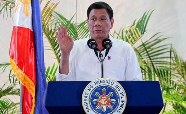 """Rodrigo Duterte quiere """"echarse"""" hasta 6 criminales al día"""
