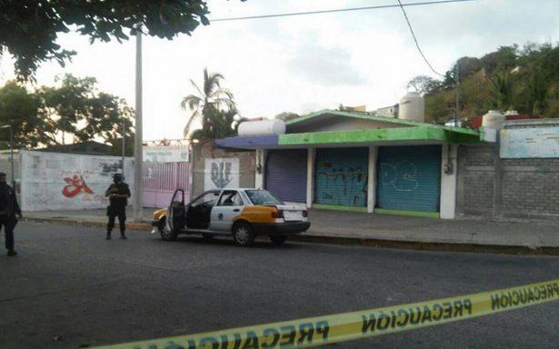 Toque de queda en Acapulco afecta escuelas y transportes